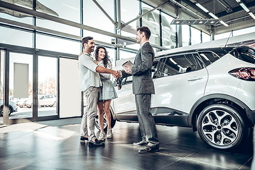 Finding the Best Price on a Vehicle