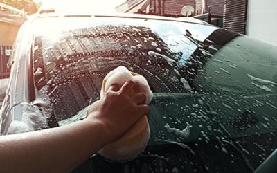 DIY Washing Your Car